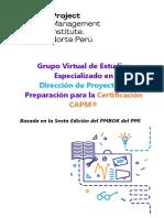 Brochure - Grupo de Estudios CAPM