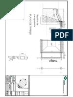 Escalera Edificio a- Cimentacion 1 - Trabes