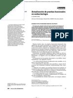 2017 pruebas de funcion en endocrinologia