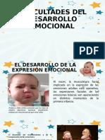 Dificultades del desarrollo emocional.pptx