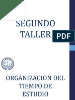 PPT - Segundo Taller