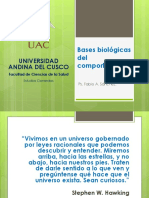 6. Psicología - Bases Biológicas Del Comportamiento