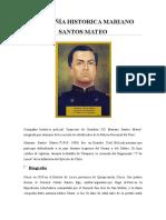 COMPAÑÍA HISTORICA MARIANO SANTOS MATEO