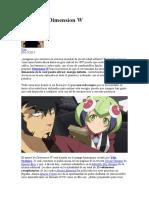 Crítica de Dimension W
