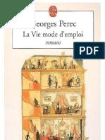 La Vie mode demploi - Perec, Georges