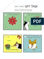 Floyd Gift Tags in Color
