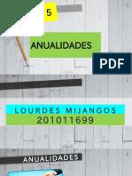 Anualidades 3ra exposición Grupo 5.pptx