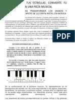 LA MUSICA DE TUS ESTRELLAS