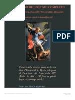 EXORCISMO PAPA LEON XIII COMPLETO 3