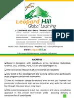 Leopard Hill Global Learning