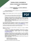 Instrucciones Para Federarse 2011
