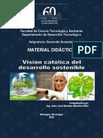 Actualizado Visión Católica del Desarrollo Sostenible