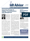 UHY Not-for-Profit Newsletter - April 2010