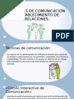 TÉCNICAS DE COMUNICACIÓN Y ESTABLECIMIENTO DE RELACIONES.pptx