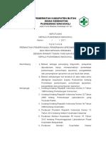 Ep 1 Sk Permintaan Pemeriksaan, Penerimaan Spesimen, Pengambilan Dan Penyimpanan Spesimen