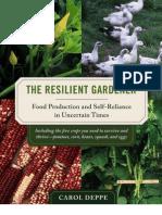 The Resilient Gardener Excerpt
