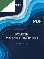 Boletín Macroeconómico  - Enero 2020.pdf
