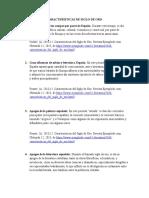 CARACTERISTICAS DE SIGLO DE ORO