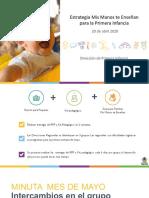 PPT Directores Regionales abril 22 MIS MANOS TE ENSEÑAN.pdf