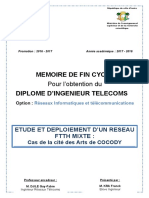 Memoire fin de cycle_Deploiement ftth mixte