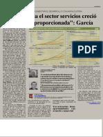 En Colombia el sector servicios