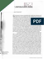 03 2002, Preciado, Benjamín, La revoluciòn India.pdf