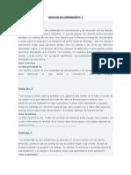 EJERCICIOS DE COMPRENSIÓN N 2000