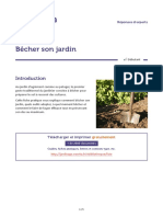 11 - Becher son jardin