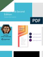 Flutter Web - Second Edition