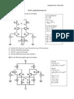 EE311AnalogElectronicsHW4
