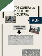 Delitos contra la propiedad industrial
