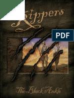 Rippers - Black Ankh