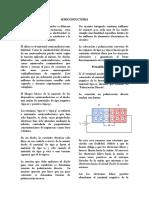 5. Propiedades de los semiconductores