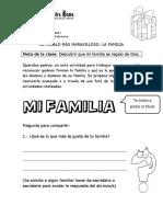 Clase para 1ro básico El regalo más lindo La Familia.pdf
