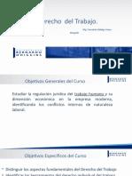 PPT DERECHO  DEL TRABAJO. CURSO DIURNO UBO 2019. PRIMERA PARTE.pptx