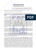 FAP-Circular Informativa 18