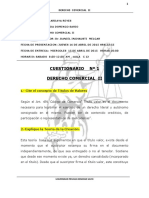 CUESTIONARIO Nª 1 DERECHO COMERCIAL II .docx