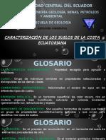 Caracterización de suelos en la Costa_Evelyn Caiza y Ana Cristina Villavicencio.pptx