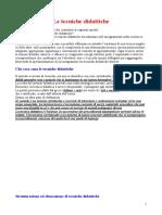 Le tecniche didattiche.pdf