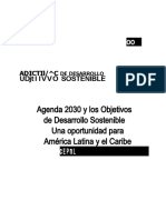 agenda 2030 a word