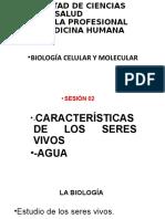 el inicio a la biologia seccion 02 (ppt)