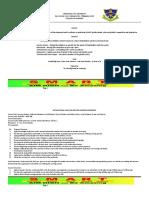 NCM 107-109 OB Ward Clinical  Instructional Plan