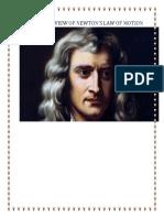 456393341 Scientific Review of Newton