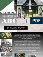 Guia de manifestações culturais ABC, dez 2010, 2ª edição