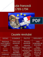 0 Revoluia Franceza