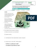 Ficha sobre os poemas Ulisses e D. Dinis