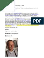 World Trade Center Destruction Interview With Dr Niels Harrit