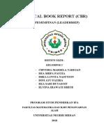 CRITICAL BOOK REPORT KEPEMIMPINAN
