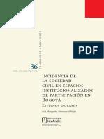 incidencia de la sociedad civil en espacios institucionalizados.pdf