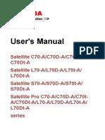 toshiba satelite pro L70-A-13_Manuel